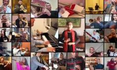 KORONAVIRUSI/ Rama publikon mesazhin e goditur të artistëve: Një dhuratë shpirtërore në këtë kohë të mallkuar! (VIDEO)