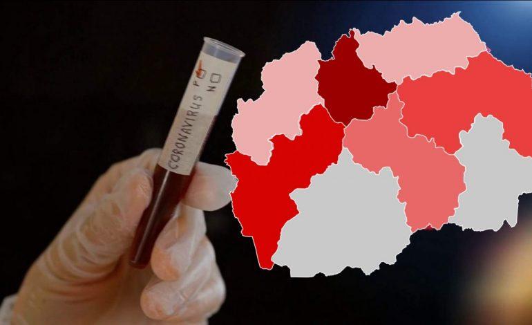 KORONAVIRUSI/ Konfirmohen 49 raste të reja me Covid-19 në Maqedoninë e Veriut, në total 712 të infektuar