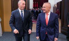 """""""ME RAMËN NUK FLAS""""/ Ramush Haradinaj: Në Shqipëri informohem nga Ilir Meta"""