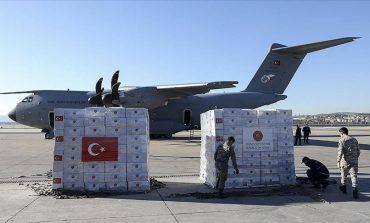 KORONAVIRUSI/ Turqia dërgon ndihma mjekësore në Britaninë e Madhe