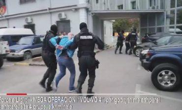 VOL-VO 4/ Kapet në Tiranë një tjetër i shpallur në kërkim. Kush është 52-vjecari, ish-shoferi i Arben Çukos
