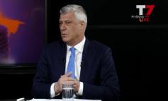 MOHON AKUZAT/ Thaçi: Nuk kam pasur gisht në rrëzimin e Albin Kurtit