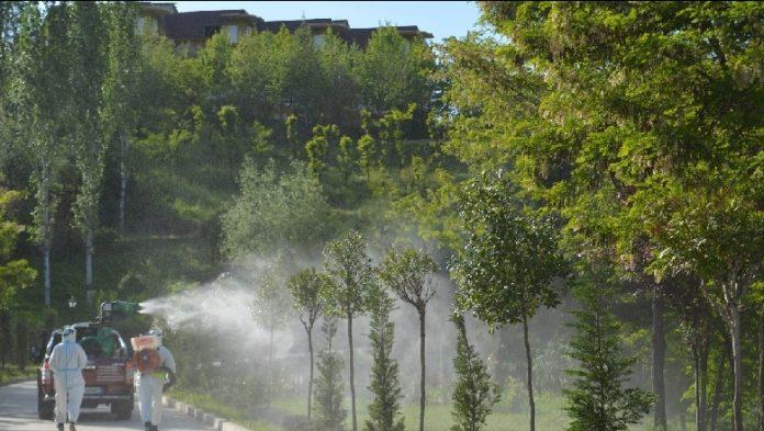 LIQENI I FARKËS/ Parku i dytë urban i Tiranës me risi për vizitorët