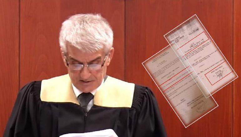 GËNJEU PËR TË SHKUARËN/ Pezullohet gjyqtari i KPA-së, Luan Daci. SPAK e merr në hetim
