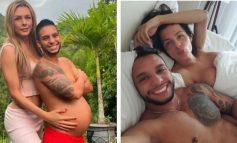 ÇMENDURI/ Ndodh edhe kjo, burri është shtatzënë ndërsa gruaja është babai (FOTOT)