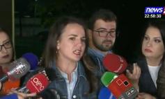 NUK KA MARRËVESHJE/ Rudina Hajdari e revoltuar: Sot dështoi...