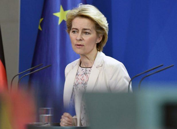 PRESIDENTJA E KE KËRKESË SHBA-SË PËR VENDIMIN E OBSH-SË/ Ursula von der Leyen: Jemi përballë një kërcënimi global, duhet….