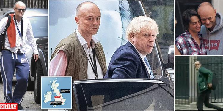 SHKOI TË TAKONTE PRINDËRIT GJATË KARANTINËS/ Kërkohet dorëheqja e krahut të djathtë të Boris Johnson