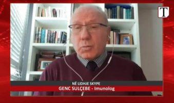 JEP LAJMIN E MIRË/ Mjeku Sulçebe: Covid-19 nuk lë pasoja në sistemin imunitar