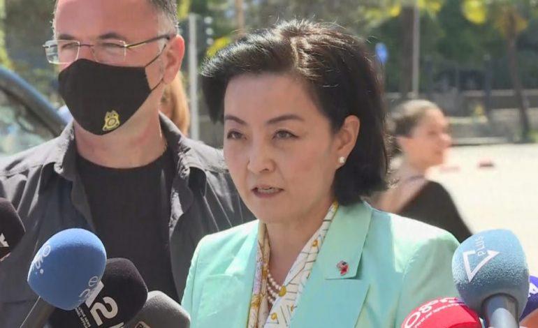 PLANI PREJ 14 PIKASH I METËS/ Ambasadorja Yuri Kim: Nuk ka pazare me reformën zgjedhore dhe atë në drejtësi, mos bëni lojëra me ne