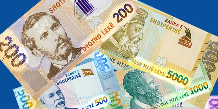 KËMBIMI VALUTOT/ Leku mbiçmohet ndaj monedhave të huaja