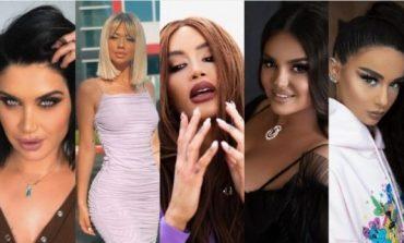 """A DO GUXONIT EDHE JU? Këto 5 femra të njohura shqiptare janë """"fiksuar"""" me këtë model flokësh"""
