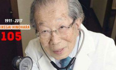 IA VLEN T'I MBANI MEND! Mjeku 105-vjeçar japonez dha 12 këshilla për të jetuar më mirë