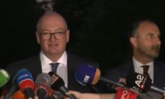 """MBLEDHJA E KËSHILLIT POLITIK/ Ambasadori britanik: Sot u bë punë e mirë për """"Zgjedhoren"""", duhet ta përfundojmë nesër"""