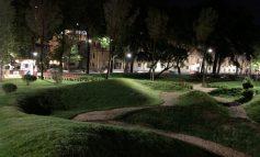 """PAS RESHJEVE TË DENDURA TË SHIUT/ Bashkia e Tiranës: Parku """"Rinia"""" gati të presë fëmijët (FOTO)"""
