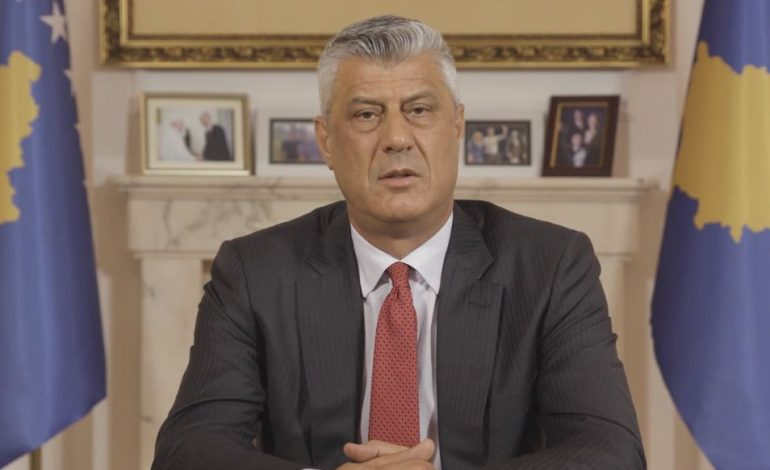 AKTAKUZA/ Mesazhi PREKËS i Thaçit: Gabime mund të kem bërë, por krime lufte asnjëherë! Ky është çmimi i lirisë së Kosovës