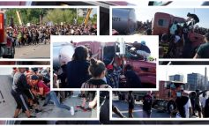 PAMJE HORROR NGA SHBA/ Shoferi i vërsulet turmës me kamion, protestuesit amerikanë e nxjerrin jashtë dhe e rrahin brutalisht (FOTO+VIDEO)