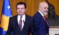 MARRËVESHJA PËR TERITORIN E KOSOVËS/ Albin Kurti përjashton Edi Ramën: S'është i përfshirë, por miqtë e tij më të mirë në Kosovë janë përballë...