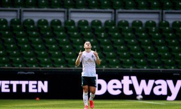 BUNDESLIGA/ Werderi i Rashicës shpëton në frymën e fundit, bie Dusseldorfi. Schalke e mbyll me rekord