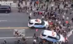 PAMJE TË FRIKSHME NGA SHBA/ Makinat e policisë shtypin protestuesit, paralajmëron regjisori amerikan: Do iu kthehemi masivisht