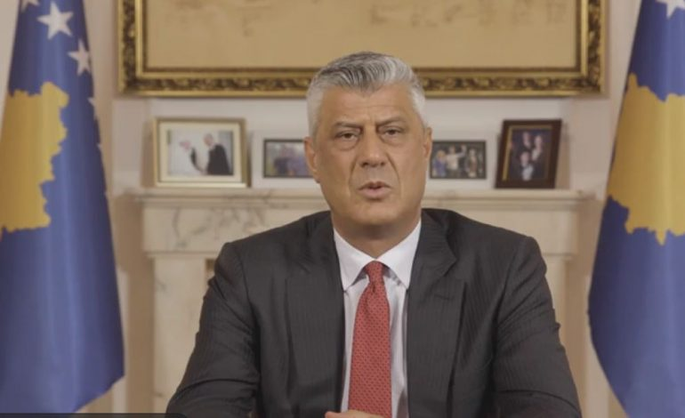 FJALIMI/ Thaçi: Mos duhet t'i kërkojmë falje Serbisë për vrasjet, për nënat dhe motrat tona të përdhunuara?