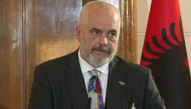 DOGANA NË DURRËS DHE NJËSIMI I DOKUMENTEVE/ Rama: Shengeni rajonal do të hapte kufirin me Kosovën…