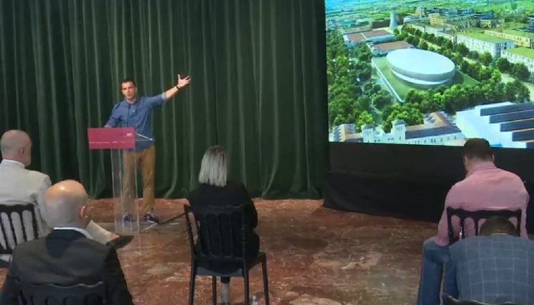 RINDËRTIMI I KOMBINATIT/ Veliaj: Projekti më ambicioz i 100 viteve të Tiranës kryeqytet, përfitojnë mbi 20 mijë banorë