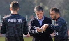 ËSHTË ZYRTARE/ La skuadrën për shkak të frikës ndaj COVID-19, Partizani shkarkon Adolfo Sormanin