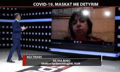 KONFIRMON SE SHEFJA E ISHSH ËSHTË E PREKUR ME COVID/ Silvia Bino: Është mirë për momentin, kam folur në telefon!