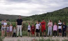 """DALIN PAMJET/ Pritja """"madhështore"""" e Lulzim Bashës në Korçë"""