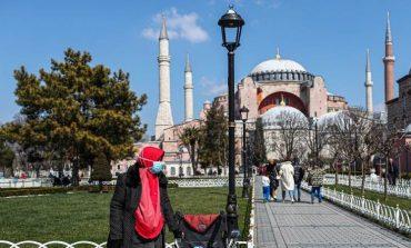 KORONAVIRUSI/ Turqia regjistron 1.012 raste të reja me COVID-19 brenda 24 orësh