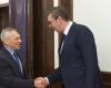 "DIALOGU ME KOSOVËN/ Vuçiç i ""shkel syrin"" Moskës, njofton ambasadorin rus"