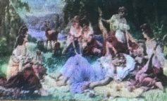 """""""LARGOHUNI SE VAJZA PO FLE...""""/ FOTO të Biblës të nënvizuara me dorë nga familja Josifi, që u vetëflijuan në Kombinat"""