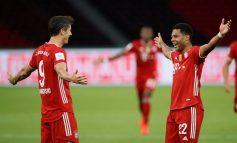 """TRIUMFOJNË ME """"POKER""""/ Bayern fiton edhe Kupën e Gjermanisë, Lewa konfirmohet më i miri në botë"""