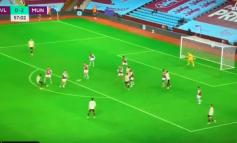 """ASTON VILLA-MANCHESTER UNITED/ Pas një pasimi nga Fernandes, Pogba shënon me një """"PERLË"""" (VIDEO)"""