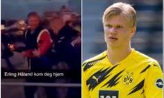E NXORËN JASHTË KLUBIT TË NATËS/ Shefi i sigurisë sqaron incidentin që ndodhi me talentin Haaland (VIDEO)