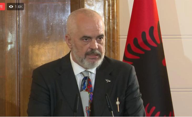 TAKIMI KE KRYEMINISTRIN E KOSOVËS/ Rama: Mbledhje të përbashkët me qeverinë e Kosovës në shtator, në nëntor kongres