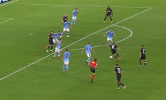 """LAZIO-MILAN/ Calhanoglu me golin e javës dhe zhbllokon sfidën në """"Olimpico"""" (VIDEO)"""