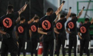 VDEKJA E GEORGE FLOYD/ Kampionati Amerikan kundër racizmit, lojtarët e MLS bëhen bashkë (VIDEO)