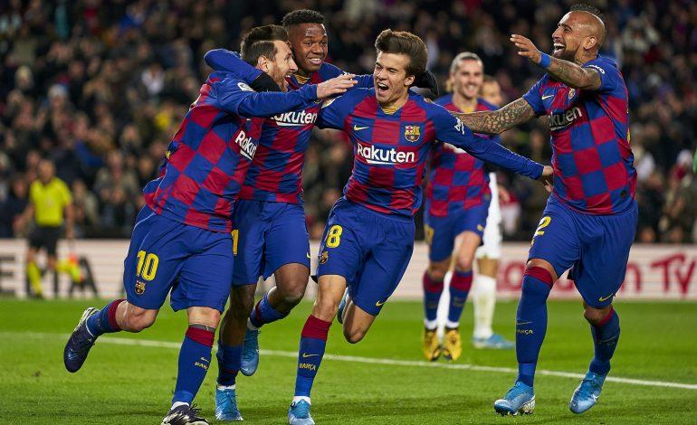 E FUNDIT/ Barcelona merr lajmin e madh me vlerë 61 milionë euro