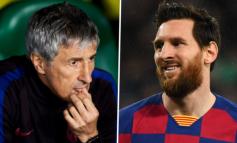 """""""SIKUR TË KISHIM...""""/ Setien: Messi ka nevojë të pushojë, por Barcelona s'e përballon dot mungesën e tij"""