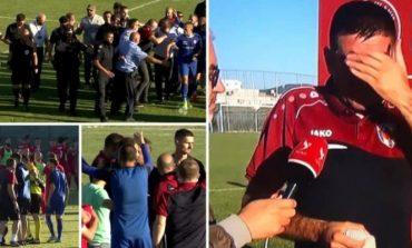 """""""NJË LOJTAR KA PRERË DORË, PO NA HANË DJERSËN""""/ Plas në Kosovë. Ngrihet rast penal për ish-lojtarin e Kombëtares (FOTO+VIDEO)"""