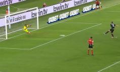 LAZIO-MILAN/ Zlatan Ibrahimovic me fat ndaj Strakoshës, nuk gabon nga pika e bardhë (VIDEO)