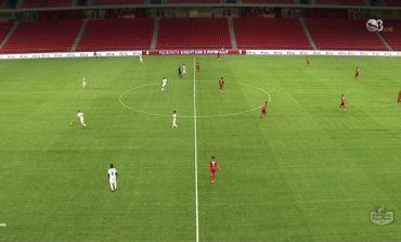"""LIVE/ Partizani-Tirana. Derbi i Kryeqytetit në """"Air Albania"""". Mbyllet sfida. Rezultati 1-1"""