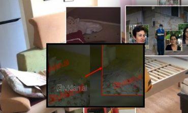 E RËNDË/ Del FOTO: Trupi i pajetë i Anisa Josifit i mbuluar me jorgan në krevat, në krah ndohej….