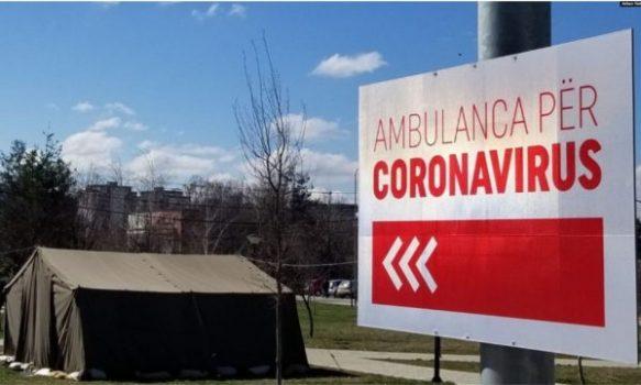 SHIFRAT NË RRITJE NË KOSOVË/ 3,331 raste aktive me koronavirus