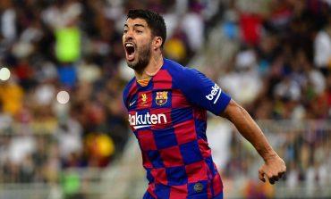 """""""EL PISTOLERO"""" NDAN RRUGËT ME BARCELONËN/ Suarez transferohet tek..."""