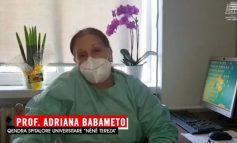 """""""DUHET TË RRISIM NDJENJËN E PËRGJEGJËSISË""""/ Manastirliu ndan apelin e profesoreshës Adriana Babameto për COVID 19 (VIDEO)"""