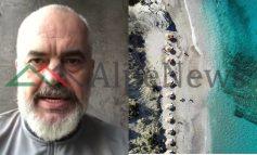 """'BEAUTIFUL ALBANIA""""/ Rama promovon Shqipërinë me PAMJET e plazhit të Lukovës"""