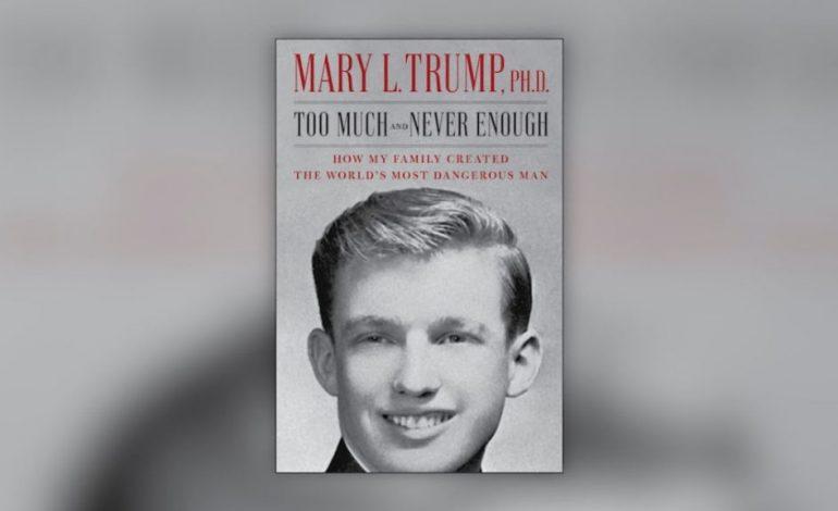 """""""SHUMË DHE KURRË MAJFTUESHËM""""/ Libri me sekretet e presidentit, Gjykata ndalon mbesën e Donald Trump ta publikojë atë"""